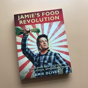 Other - Jamie's Food Revolution: Rediscover How to Cook